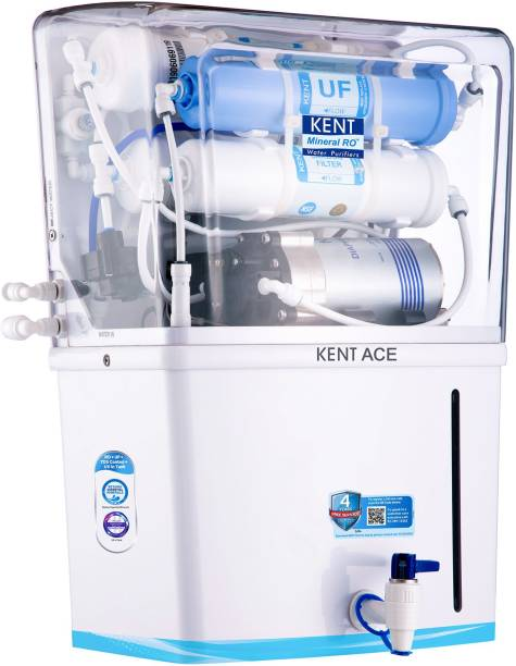 KENT Ace 8 L RO + UV + UF + TDS Water Purifier