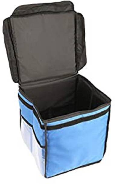 Quaffor Insulated Food Delivery Bag Cake Delivery Bag Grocery Delivery Bag Carry on bike Waterproof Backpack