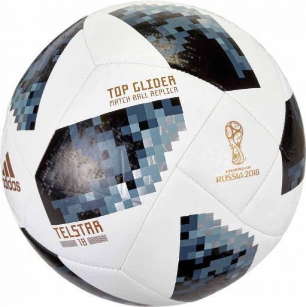ADIDAS Russia 2018 Telstar Match Ball Replica Football - Size: 5