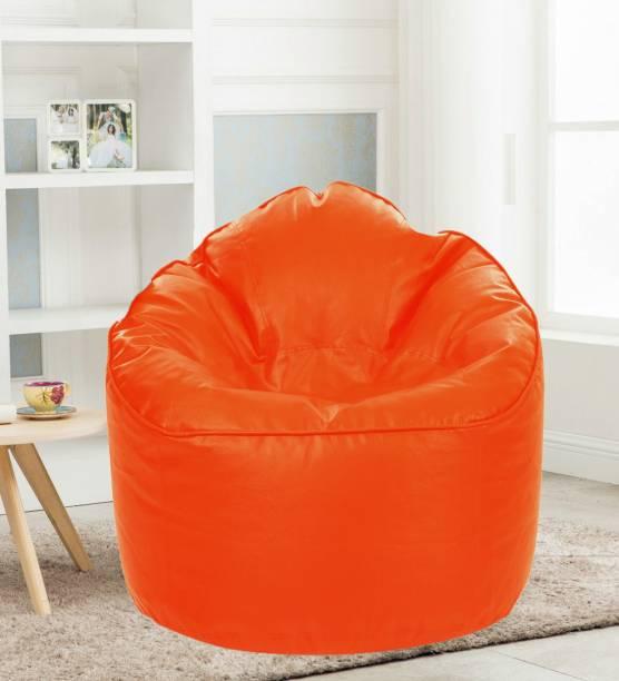 STYLE HOMEZ XXL Modern Mooda Rocker Bean Bag Sofa  With Bean Filling