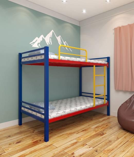 homdec Libra Metal Bunk Bed