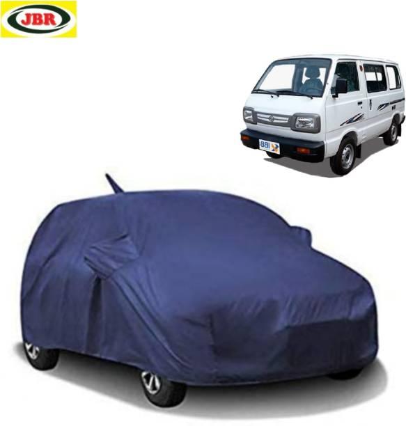 JBR Car Cover For Maruti Suzuki Omni (With Mirror Pockets)