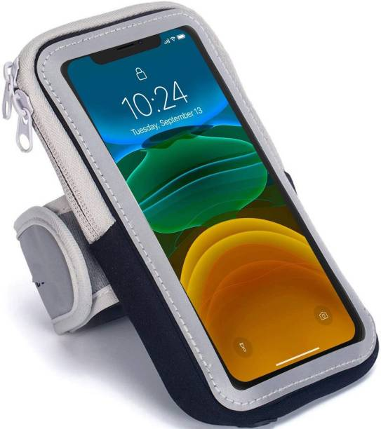 Flipkart SmartBuy Pouch for running mobile stand, exercise, gym