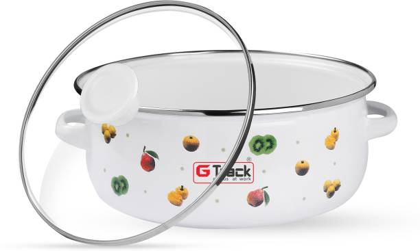 G Track Pearl3 18 cm Cook and Serve Casserole