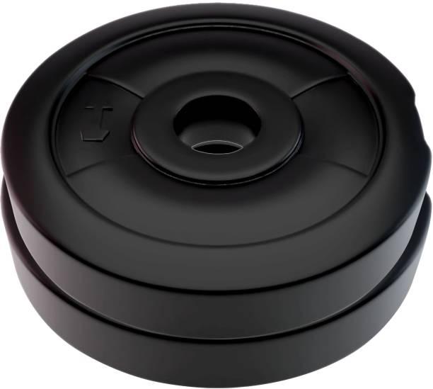 KRX 20 KG PVC-RW (10KGx2) PVC Black Weight Plate