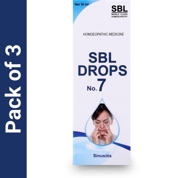 SBL No 7 Drops