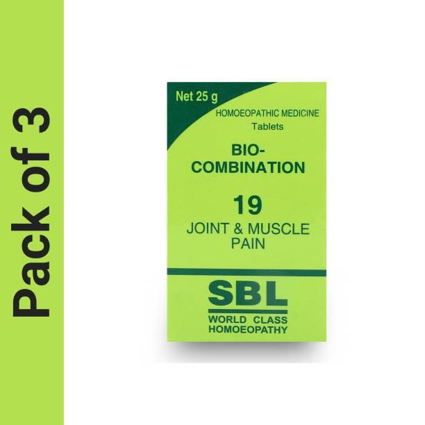 SBL Bio-Combination 19 N/A Tablets