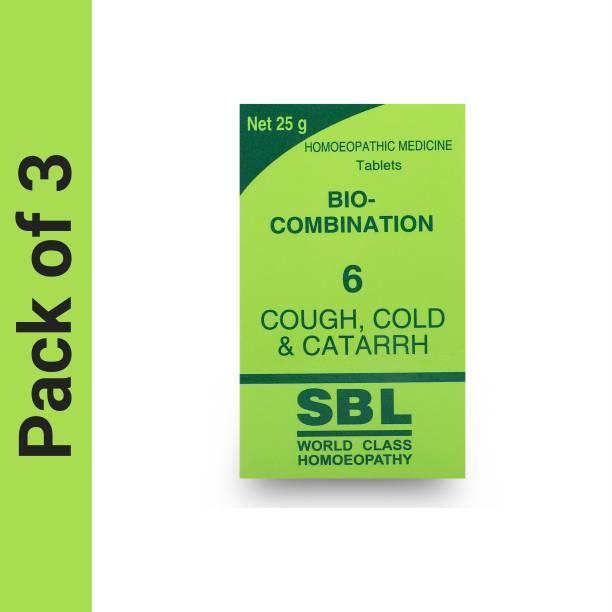 SBL Bio-Combination 6 N/A Tablets