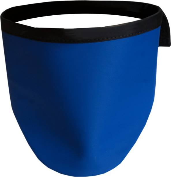 Kiran Health Shield Radiation Protection Thyroid Shield - 0.50mm Pb Zerolead - Slimline - Satin Touch Gown Hospital Scrub