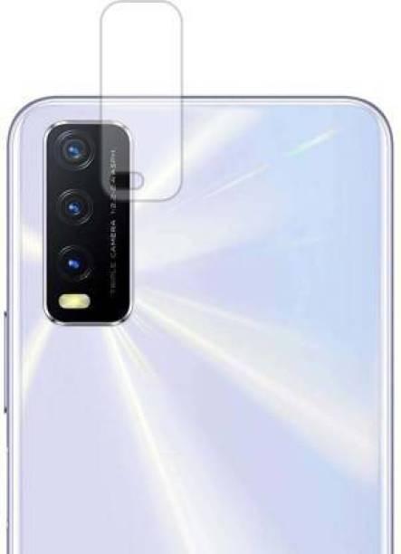 RUNEECH Back Camera Lens Glass Protector for VIVO Y20