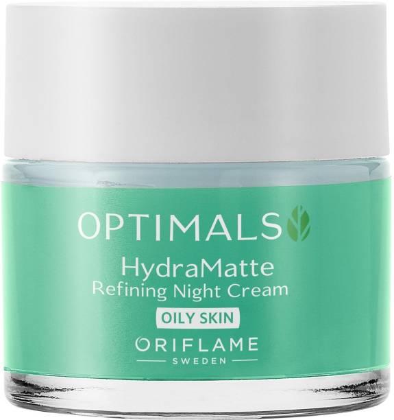 Oriflame Optimals HydraMatte Refining Night Cream (50 ml)