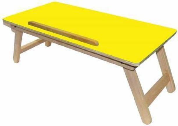 Urban Style Decore Wood Portable Laptop Table