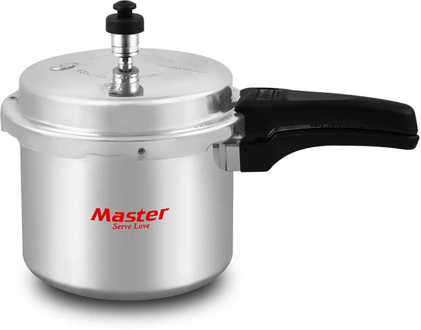 Master Perfect 3 L Induction Bottom Pressure Cooker
