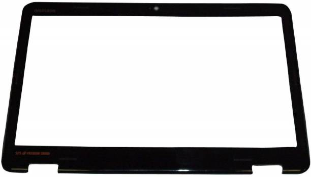 Tulsi Laptop Top Panel Cover with Front Bezel and Hinges for Dell Insprion 14R N4010 (ABH) LCD 14 inch Replacement Screen