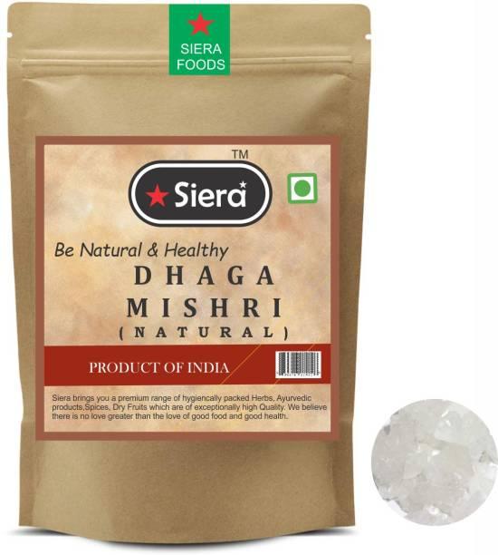 Siera Dhaga Mishri ,Thread Crystal (Sweet Candy) Sugar