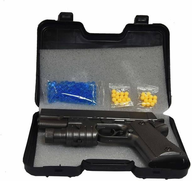KIYAN ENTERPRISES PUBGS Soft Water Bullets Toys Gun Plastic Safe Gun Weapon Pistol Gunshot Outdoor Guns & Darts