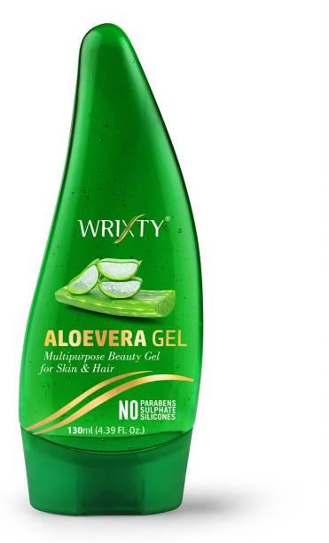 Wrixty Aloe Vera Multipurpose Beauty Gel For Skin And Hair