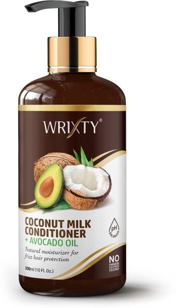Wrixty Coconut Milk Nourishing Conditioner Paraben & sulphate Free Conditioner