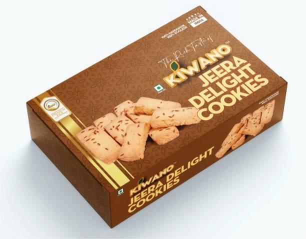 Kiwano Jeera Delight Cookies 400gm