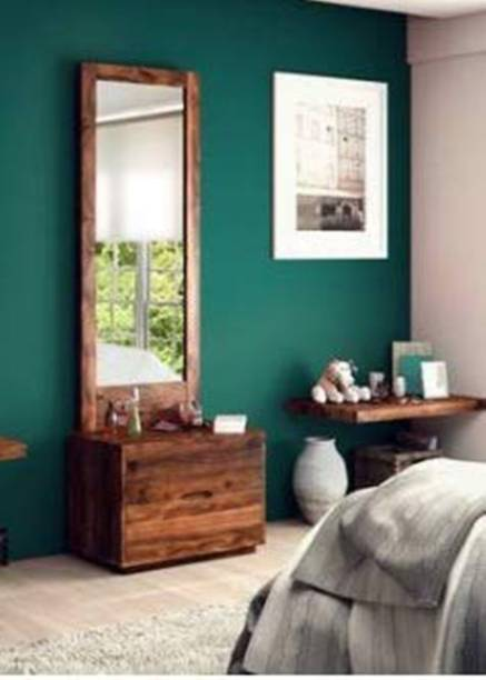 Modway Solid Wood Dressing Table
