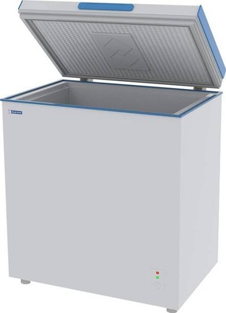 Blue Star 141 L Single Door Standard Deep Freezer