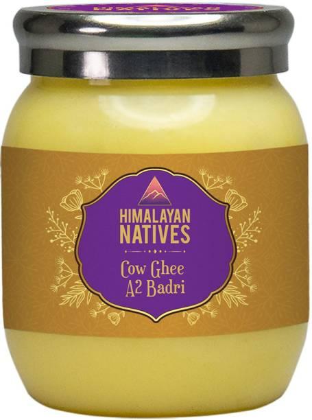 Himalayan Natives 100% natural Himalayan A2 Badri Cow Ghee Ghee 500 ml Plastic Bottle