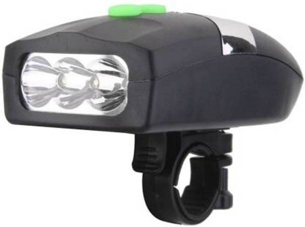 Afpin AP-001 Bicycle Horn & LED Front Light