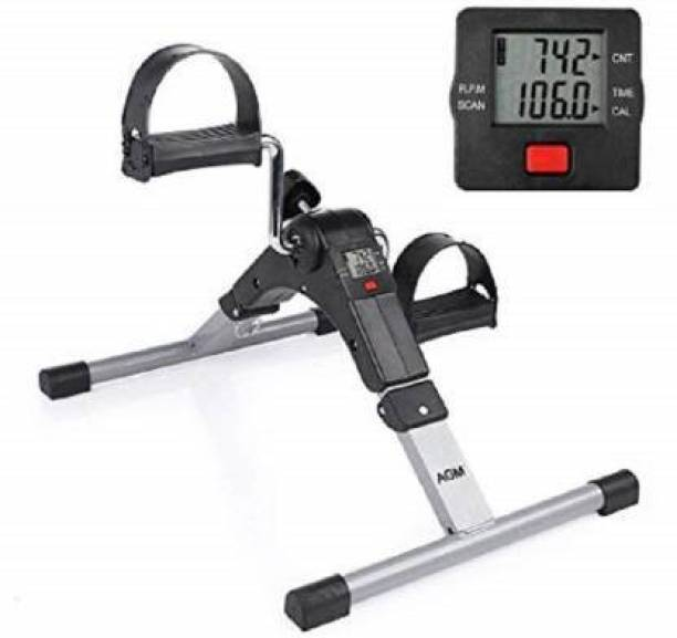Xurious Mini Pedal Exercise Cycle / Bike (With Digital Display of Many Functions) Mini Pedal Exerciser Cycle