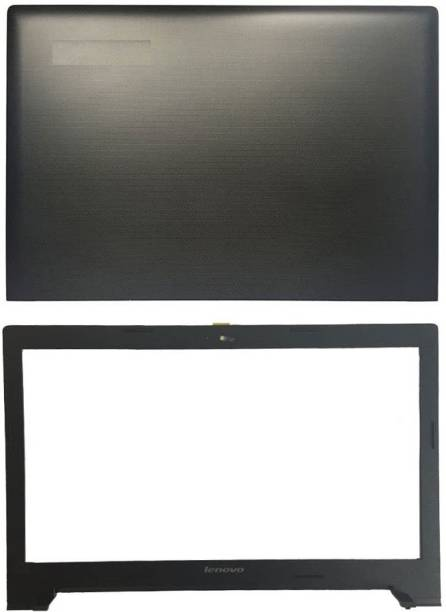 Tulsi LCD Top Back Cover Laptop with Front and Hinges for G500S G505S LCD 15.6 inch Replacement Screen