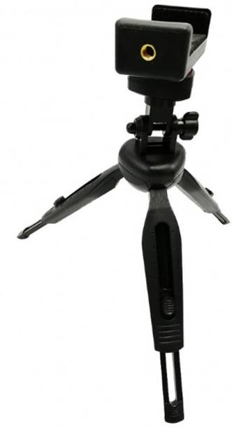 Lehza LIGHTWEIGHT & TRAVEL READY Phone Holder Portable Handheld and Foldable EXTENDABLE MINI TRIPOD 3 Axis Gimbal