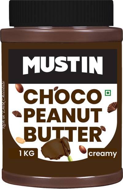 Mustin Chocolate Peanut Butter-1kg 1 kg