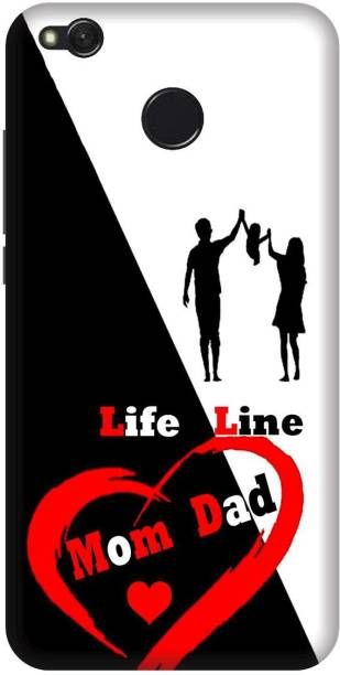 PRINTEDGE Back Cover for Mi Redmi 4
