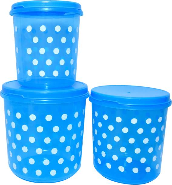 Antic kitchen Grocery Storage Container  - 10000 ml, 7000 ml, 5000 ml Plastic Grocery Container