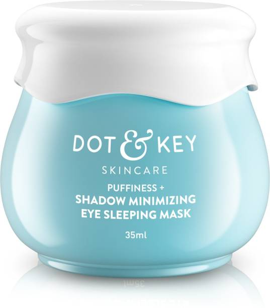 Dot & Key Puffiness & ShadowMinimizing Eye Sleeping Mask