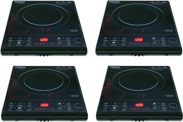 USHA IC3616 PACK OF 4 Induction Cooktop