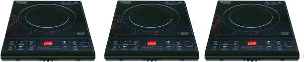 USHA IC3616 PACK OF 3 Induction Cooktop