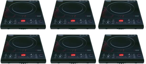 USHA IC3616 PACK OF 6 Induction Cooktop