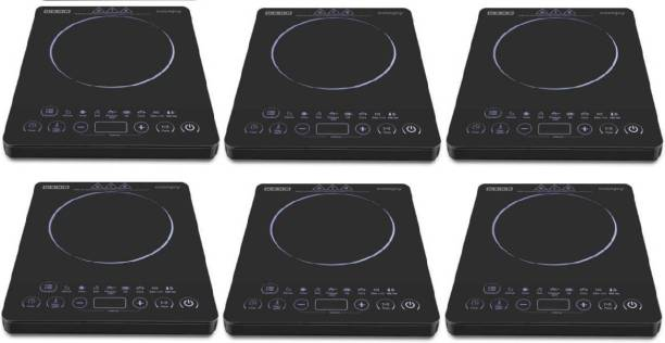 USHA IC 3820 PACK OF 6 Induction Cooktop