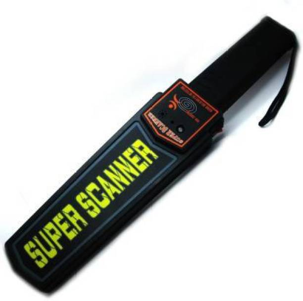Stuti Scanner Hand Held Metal Detector with Beep Advanced Metal Detector Advanced Metal Detector