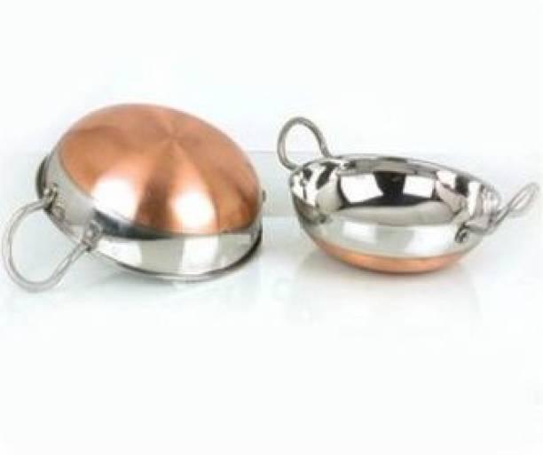 Swastik Housewares Kadhai 20 cm diameter 1.2 L capacity