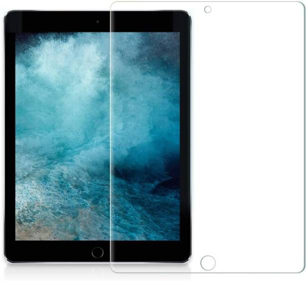 Ghilli Tempered Glass Guard for Apple iPad 7th Gen 10.2 inch, Apple iPad 8th Gen 10.2 inch