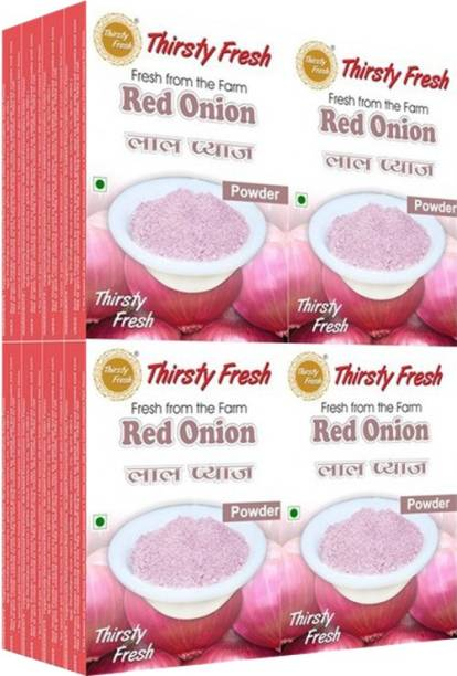 Thirsty Fresh Red Onion Powder - (Wholesale Pack of 100gx16)