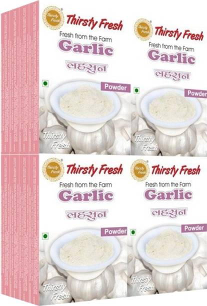 Thirsty Fresh Garlic Powder - (Wholesale Pack of 100gx16)