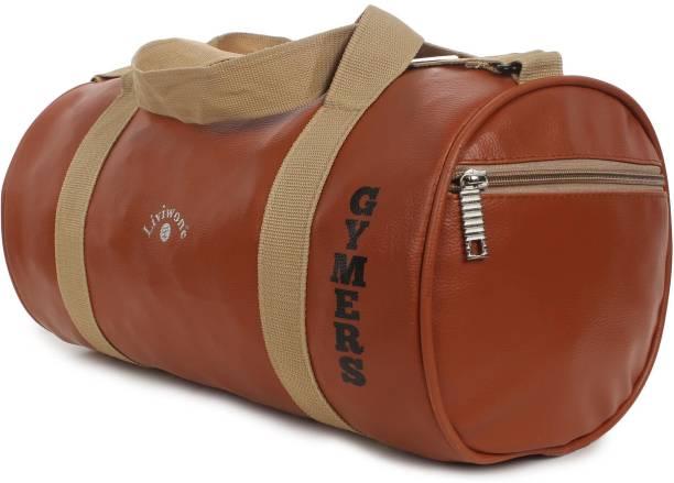LIVIWONE Unisex Gym and Training Duffel Bag