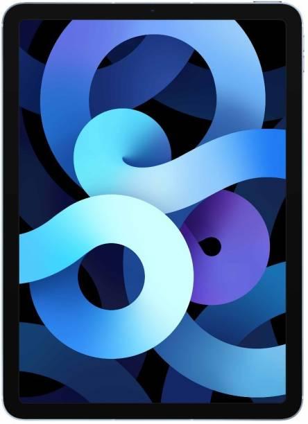 APPLE iPad Air (4th Gen) 64 GB ROM 10.9 inch with Wi-Fi+4G (Sky Blue)