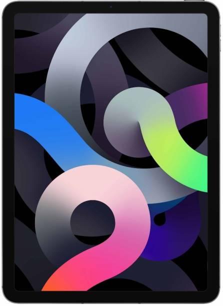 APPLE iPad Air (4th Gen) 64 GB ROM 10.9 inch with Wi-Fi+4G (Space Grey)