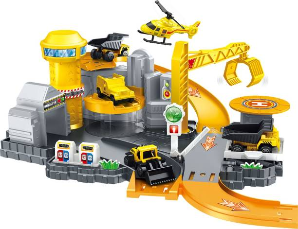 Adventure Force Construction Track