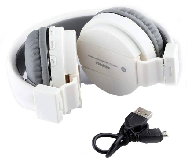 F FERONS BEST BUY Premium Deep Bass sports GYM Running Stereo Headphone Bluetooth Headset