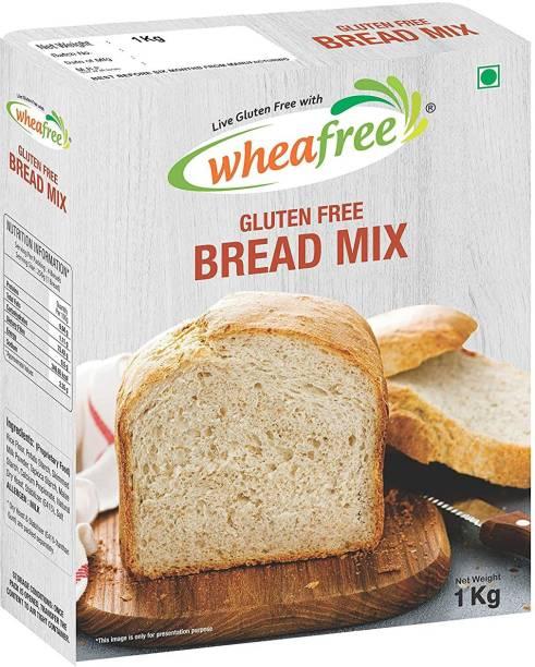 wheafree Gluten Free Bread Mix (1Kg) Self Rising Flour Powder