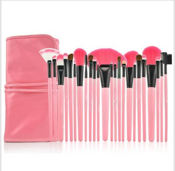BELLA HARARO Professional Make Up Brushes Sets With PU Leather Storage Pouch